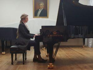 Творчий звіт коледж фортепіано
