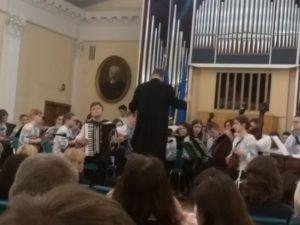 Звітний концерт Народного оркестру